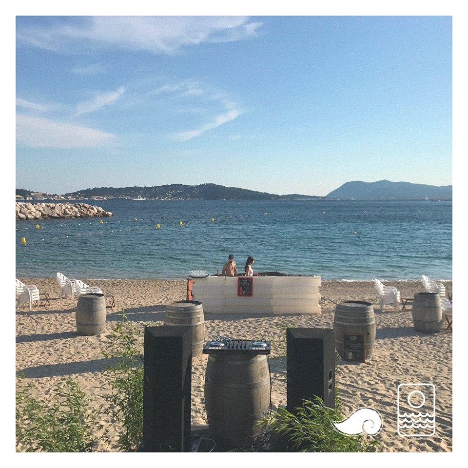Private Beaches: Private Beaches Toulon