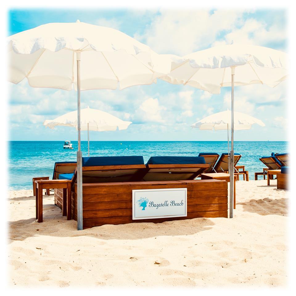 Private Beaches: Private Beaches Ramatuelle Pampelonne