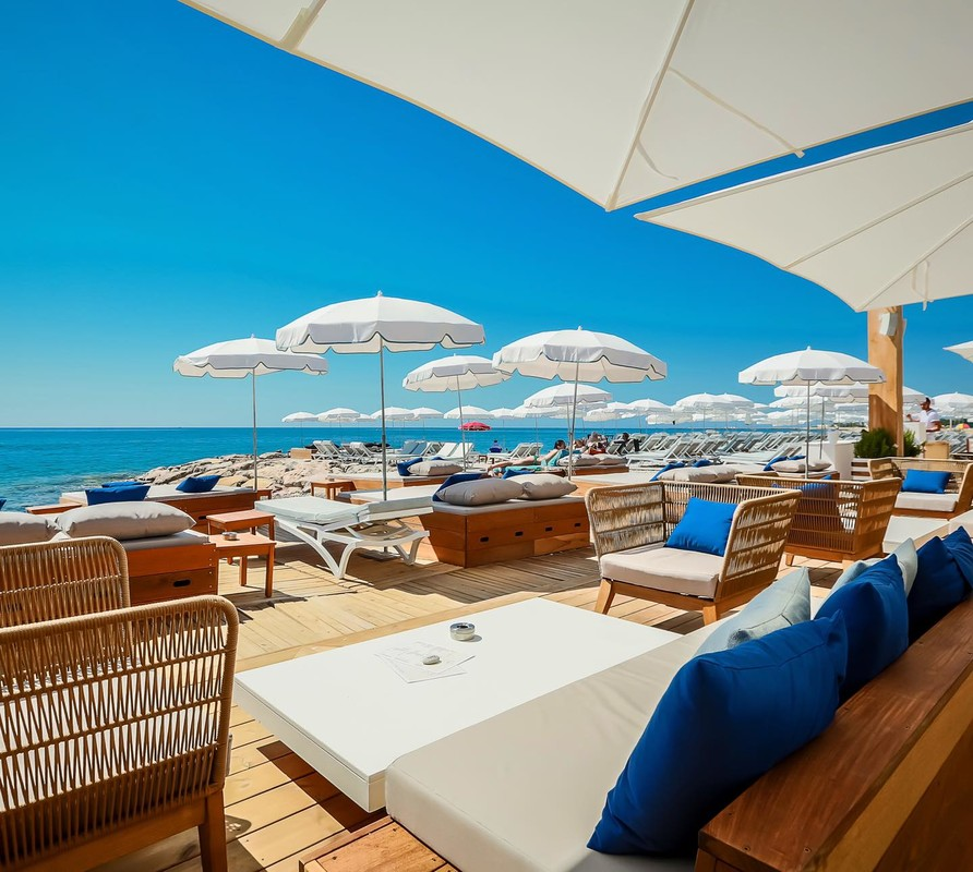 Le Galet - Private beaches Nice